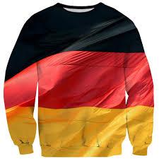 Germman Flag German Flag Sweater Shelfies