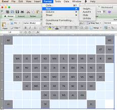 how to make a tile grid map using excel gis lounge