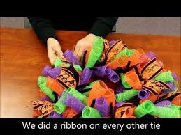 Youtube Halloween Crafts - witch wreath enhancement youtube