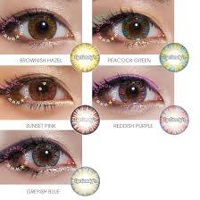 natural colored contact lenses brown eyes periodic