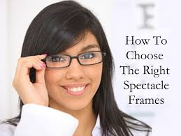 find right hairstyle for face shape of yours how to choose the right spectacle frames