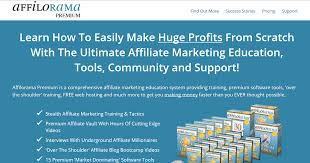 affilorama review 2017 best affiliate marketing training