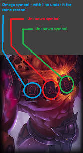 league of legends in lol what is the symbol on inferno