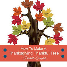 classroom door thanksgiving thankful tree homeroom