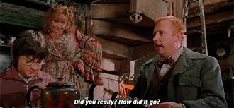 Harry Potter Trolley Meme - arthur weasley the importance of passion mugglenet