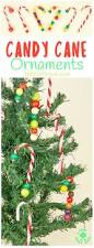 diy candy cane tree ornaments kids craft room