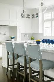 white kitchen island with stools kitchen awesome white breakfast bar stools best ideas about on