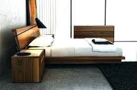 Modern Platform Bed King California King Platform Bed Ofor Me