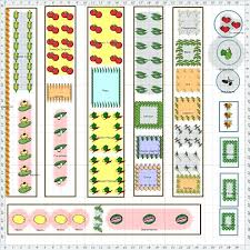 Potager Garden Layout Plans Garden Layout Plan Garden Layout Planner Free Garden Railroad