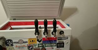 How Much Is A Kegerator Building A Keezer Freezer Kegerator Homebrewing Learn Center