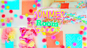 diy summer room decor 2015 tumblr pinterest inspired youtube