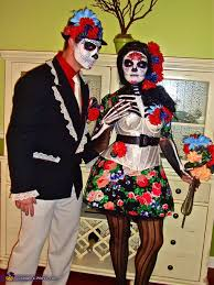 day of the dead costumes costume idea for couples