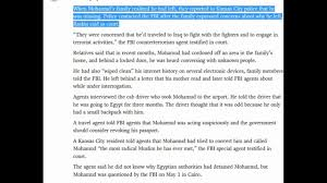 Kansas travel docs images Terrorist isse aweis mohamud of kansas city mo arrested detained jpg