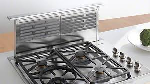 Downdraft Cooktops Miele Downdrafts