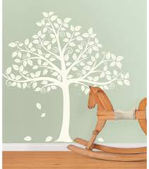 wall pops silhouette tree wall art decal kit 129 piece set joann null null null null