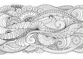 ornamental design vector free