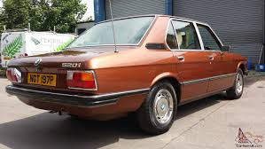 bmw cars for sale by owner bmw e12 1976 520i 31000 1 owner no reserve loss of storage