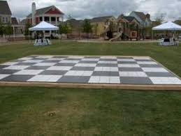 outdoor floor rental how to build a floor for wedding out of pallets home