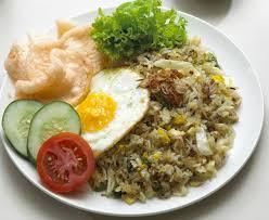 membuat nasi goreng cur telur nasi goreng kung rumble in my tummy pinterest nasi goreng