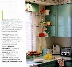 Glass Shelves For Kitchen Cabinets 60 Best Kitchen Images On Pinterest Retro Kitchens Vintage