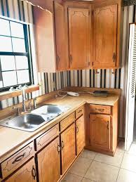 two tone kitchen cabinets brown two tone kitchen for 125 this house