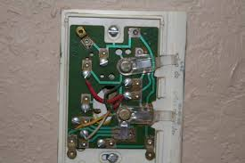 wiring questions connecting new honeywell thermostat