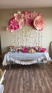 baby shower decor ideas cool baby showers themes for a girl 17 for your diy baby shower
