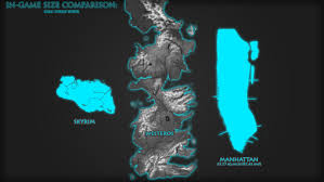 Map Of Skyrim The Westeros Project Topography Scale Size Video Feature