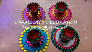 diwali decoration ideas at home diy diwali home decoration ideas how to decorate diwali diyas