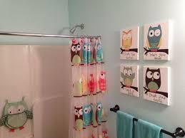 Kids Bathroom Idea - kids owl bathroom art hometalk