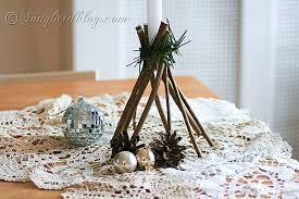 Natural Christmas Decorations Make Your Own Twig Christmas Decorations