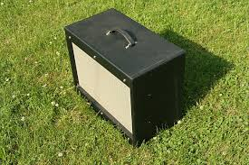 Custom 1x12 Guitar Cabinet Custom 1x12 Guitar Cabinet Loaded With Weber 12f150 8 Ohm Reverb