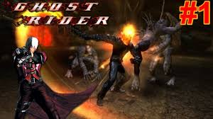 ghost rider ps2 gameplay 1 rip off devil may cry youtube