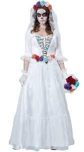 wedding dress costume la novia muerta costume costume dia de los muertos