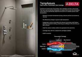 faucet com t17t038 ss in brilliance stainless by delta