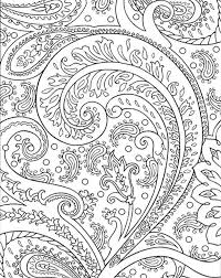 hard coloring pages adults free printable color