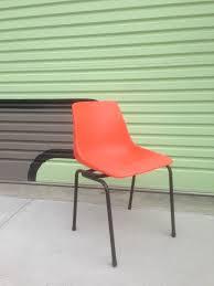 cafechairs orange namco