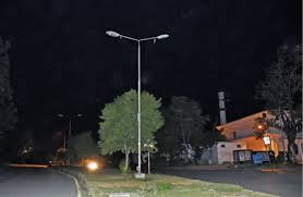 who to call when street lights are out faulty street lights irk residents pakistan today
