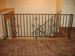 Home Interior Railings Photo Gallery Residential Interior Railings