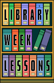 education world lessons from the library