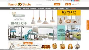lighting the web coupon uncle parrot ls rated 1 5 stars by 4 consumers parrotuncle com