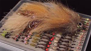 brown streamers how to tie the junk yard dog streamer orvis news