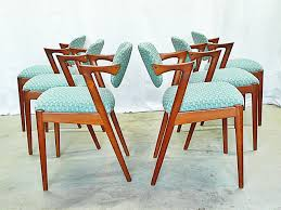 Chair Teak Dining Table Etsy Mid Century Modern Room And Chairs Il - Danish teak dining room table and chairs