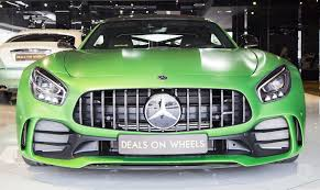 2018 mercedes benz amg gt r in dubai united arab emirates for sale
