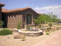 small front yard arizona landscape designs photo gallery arizona