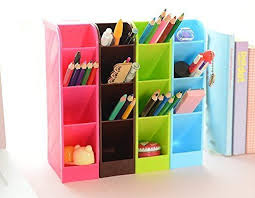Office Space Organization Ideas 20 Office Crafts And Hacks The Crafty Blog Stalker