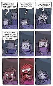 Bedtime Meme - will you tell me a bedtime paradox bedtime paradox know your
