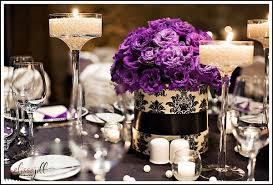 purple wedding centerpieces purple wedding centerpieces decor ideas weddbook