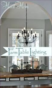Dining Room Chandelier Size Dining Room Light Height Simple Kitchen Detail