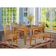 Dining Room Benches With Backs Light Brown Wooden Chairs With Bars On The Back Also Bench Feat